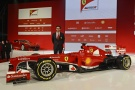 Photo: Ferrari, de la Rosa, Testfahrer, 2013