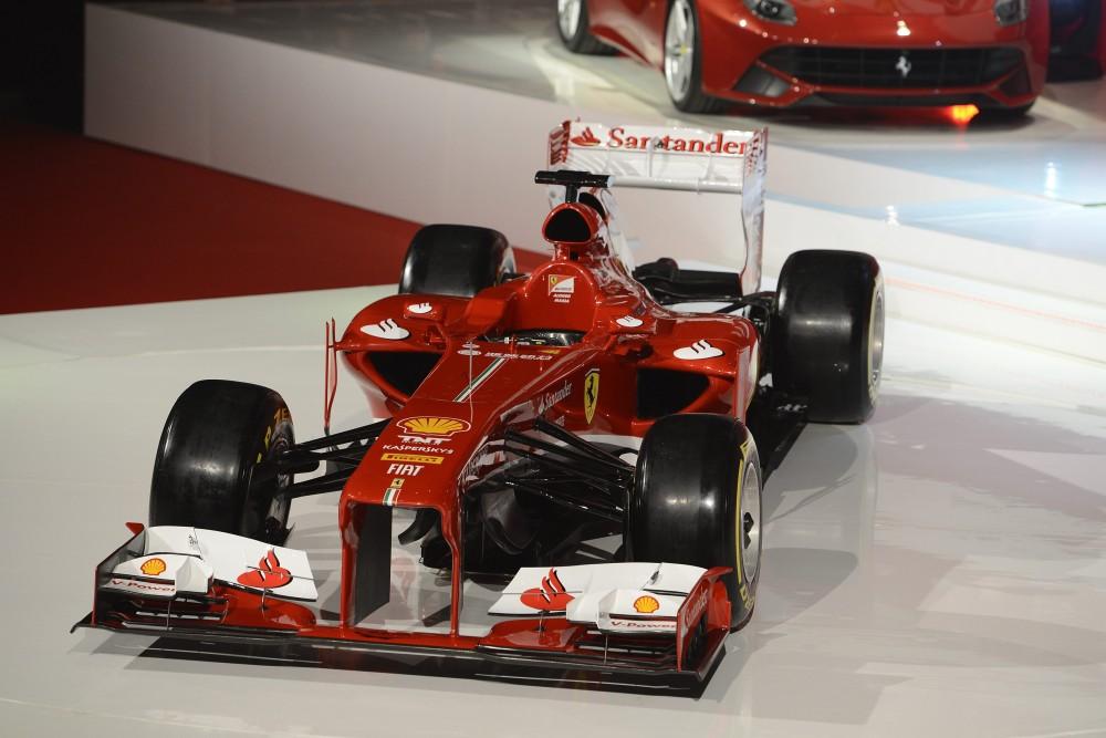 Photo: Ferrari, F138, Formel 1, …