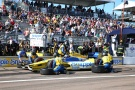 Photo: IndyCar, 2014, Petersburg, Andretti