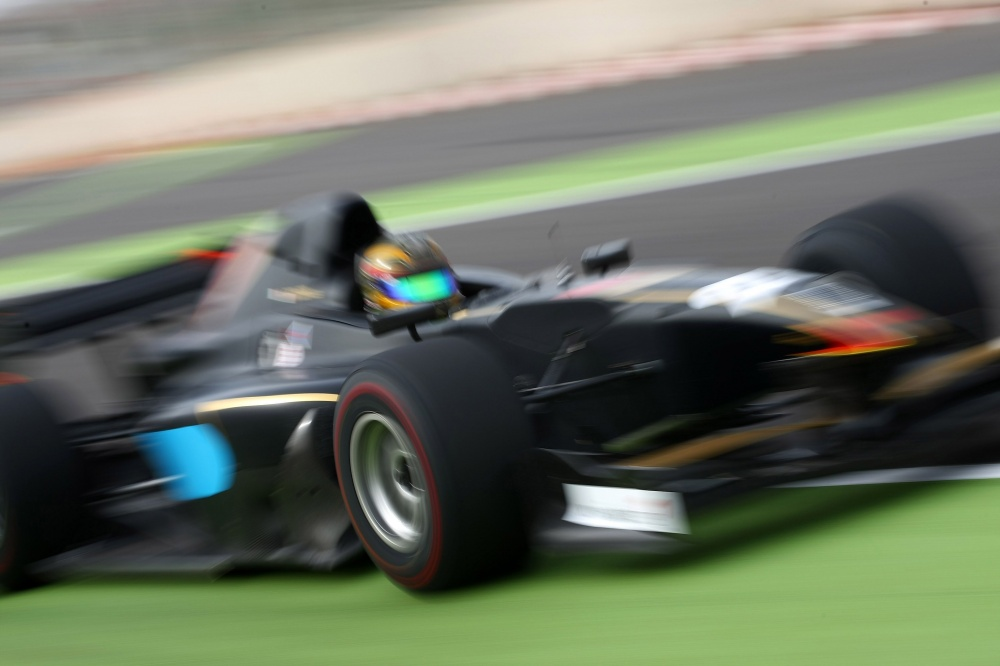 Photo: AutoGP, 2014, Marrakesh, Giovesi