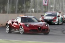 Photo: WTCC, 2014, Marrakesh, Alfa, Safetycar