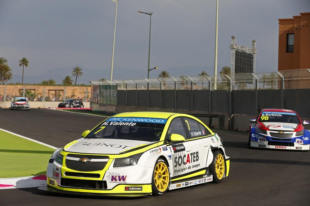 Picture gallery WTCC season opener in Marrakesh: Photo 8/9