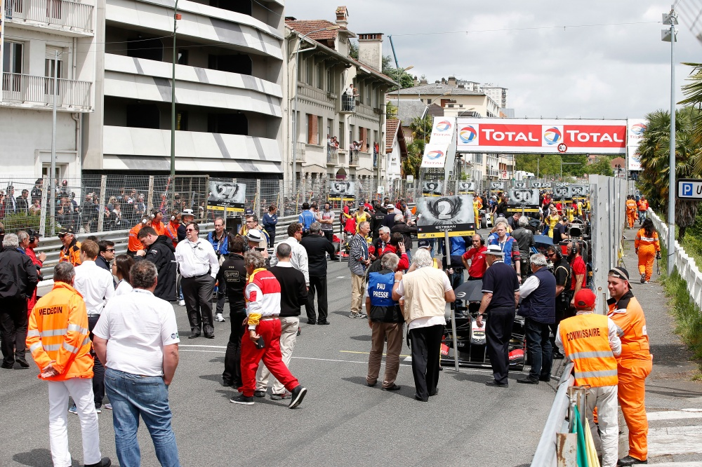 Photo: Formel 3, 2014, Pau
