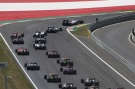 Photo: Formel 1, 2014, Austria, Start