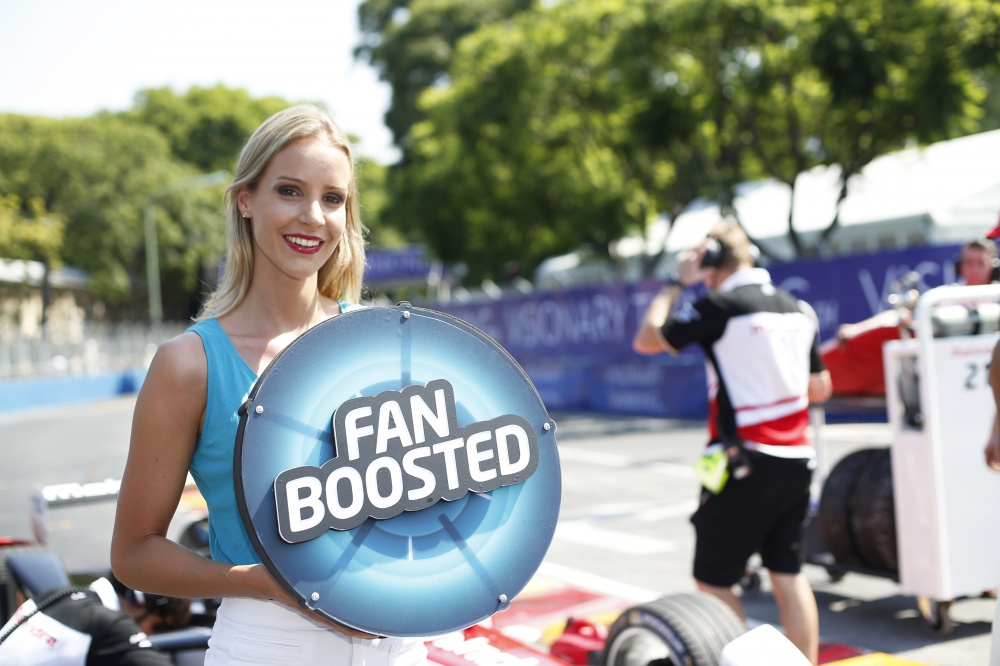 Photo: Formel E, 2015, BuenosAires, FanBoost