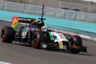 Photo: Formel 1, 2015, Force India, 2014