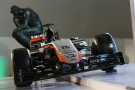 Formel 1, 2015, Force India, nase