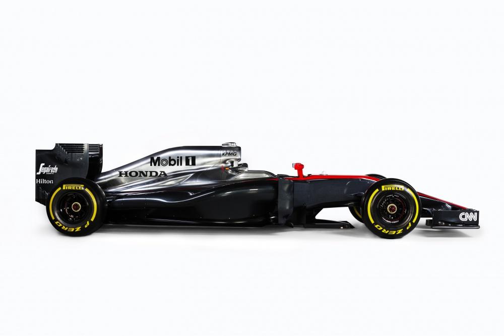 picture gallery formula 1 2015: the mclaren-honda: photo 3/5