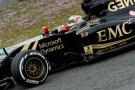 Photo: Formel 1, 2015, Test, Jerez, Lotus