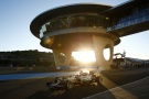 Photo: Formel 1, 2015, Test, Jerez, Rosberg