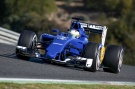Photo: Formel 1, 2015, Test, Jerez, Sauber