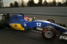 Photo: Formel 1, 2015, Test, Barcelona, Sauber
