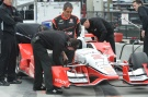 Photo: IndyCar, 2015, Tests, NOLA, Montoya