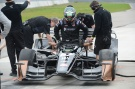 Photo: IndyCar, 2015, Tests, NOLA, Newgarden