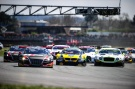Blancpain Sprint, 2015, Nogaro, Start