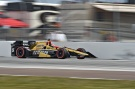 Photo: IndyCar, 2016, St.Pete, Hinchcliffe