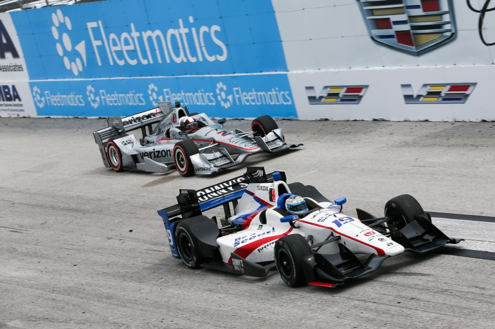 Photo: IndyCar, 2016, St.Pete, Filippi, Montoya