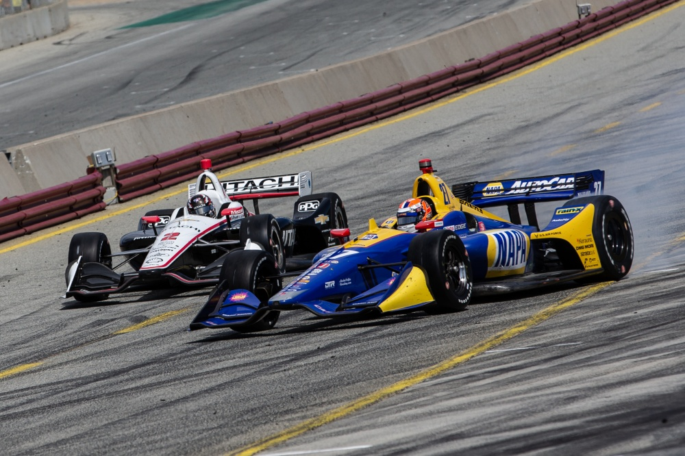 Photo: IndyCar 2019: Laguna Seca