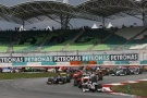 Photo: GP2, 2013, Malaysia, Start