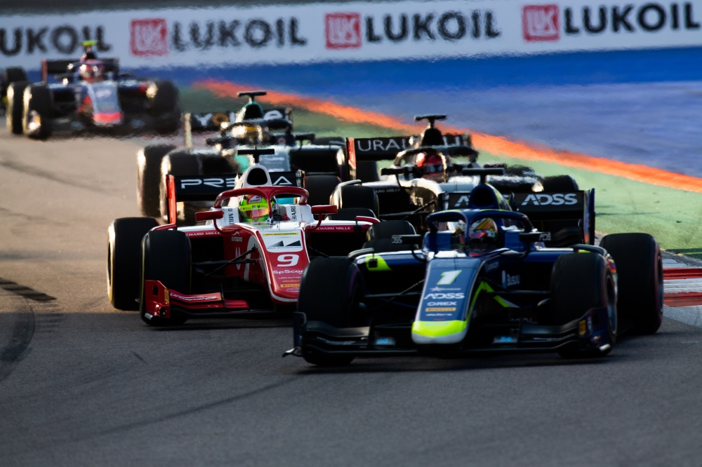 Photo: FIA Formel 2 2019: Sochi