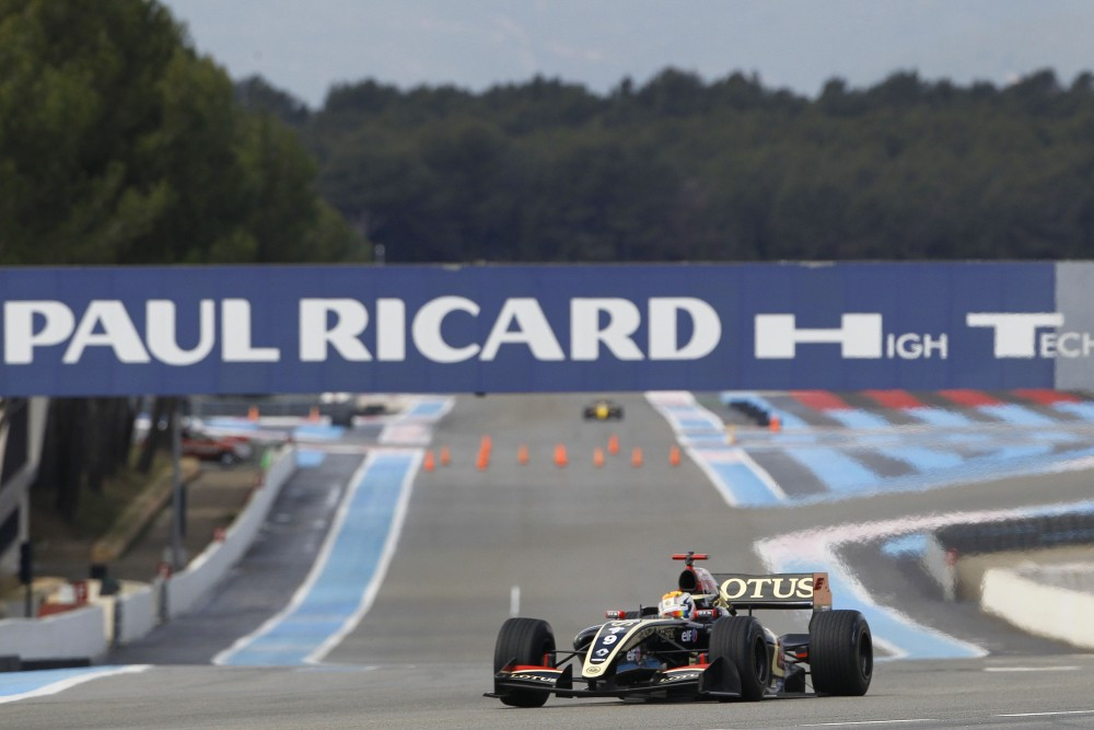 Photo: Renault Worldseries, 2013, Paul Ricard