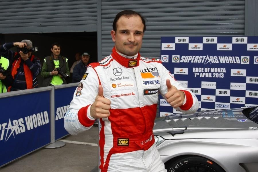Photo: Superstars, 2013, Monza, Liuzzi