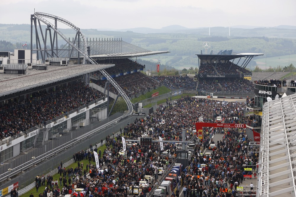 Photo: 24h Nürburgring, 2013, Vorstart