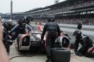 Photo: IndyCar, 2013, Indianapolis, Pitstop