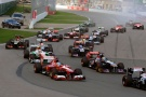 Photo: Formel 1, 2013, Kanada, Start
