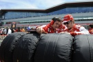 Photo: Formel 1, 2013, Silverstone, Tyres