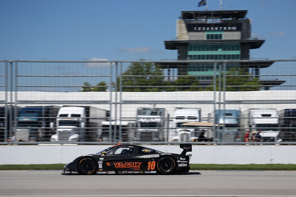 Photo: GrandAm, 2013, Indianapolis, Pole, Taylor