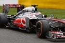 Photo: Formel 1, 2013, Spa, Button