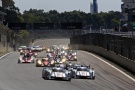 Photo: WEC, 2013, Interlagos, Start