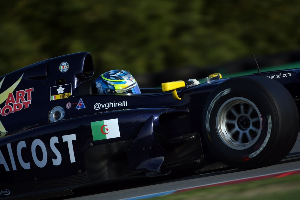 Photo: AutoGP, 2013, Brno, Ghirelli, Pole