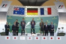 Photo: Formel 1, 2013, Japan, Podium