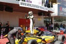 Photo: Renault Worldseries, 2013, Barcelona, Magnussen, Sieg
