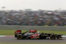Photo: Formel 1, 2013, India, Grosjean