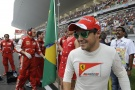 Photo: Formel 1, 2013, India, Massa