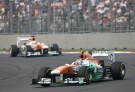 Photo: Formel 1, 2013, India, Sutil, diResta