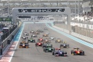 Photo: GP2, 2013, AbuDhabi, Start1