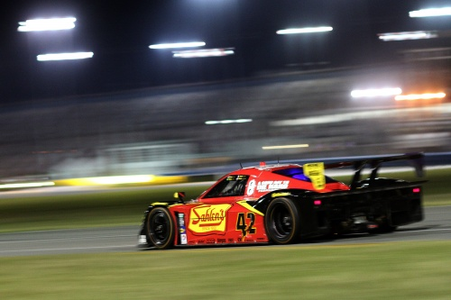 Daytona, Grand-Am, 2013, Nacht