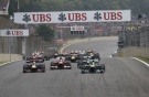 Photo: Formel 1, 2013, Interlagos, Start