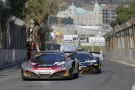 Photo: FIA GT, 2013, Baku, Hexis, Boutsen