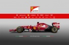 Photo: Formel 1, 2014, Ferrari, F14T