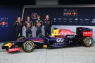 Photo: Formel 1, 2014, RedBull, Presentation