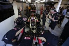 Photo: Formel 1, 2014, Test, Melbourne, Lotus, Grosjean