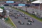 Photo: Formel 1, 2014, Melbourne, Start
