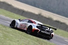 Alvaro Parente - Hexis Racing - McLaren MP4-12C GT3