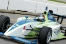 Jason Priestley - Kelley Racing - Dallara IP2 - Infiniti