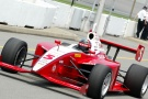 Arie, jr. Luyendyk - Luyendyk Racing - Dallara IP2 - Infiniti
